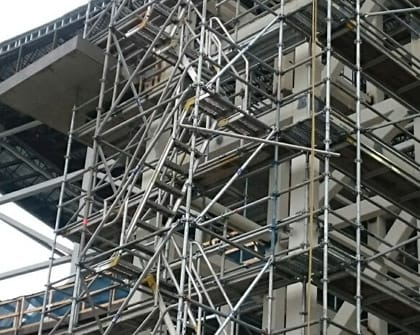 Access Scaffolding Installation