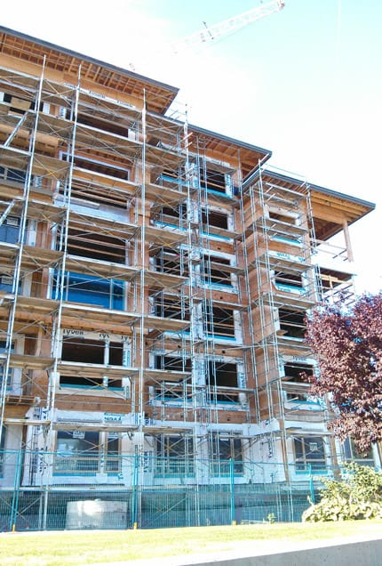 Residential Scaffolding Installation