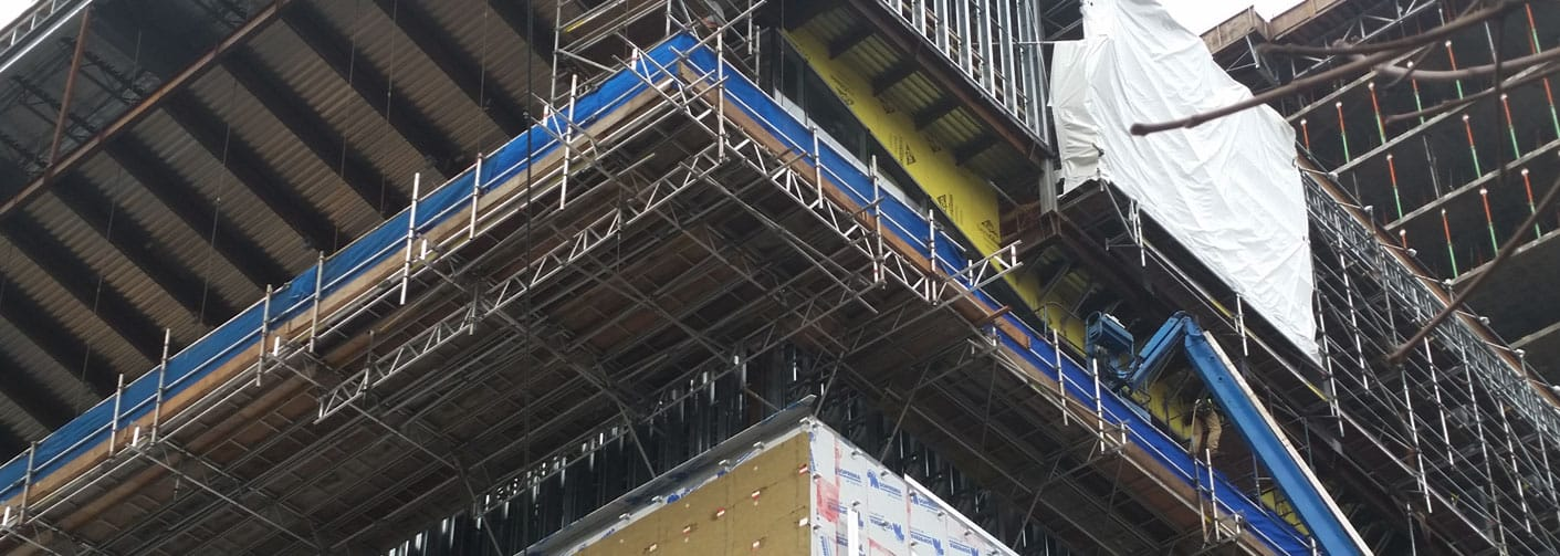Scaffold Rentals in Vancouver